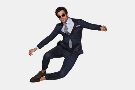 suitsupply world's lightest suit