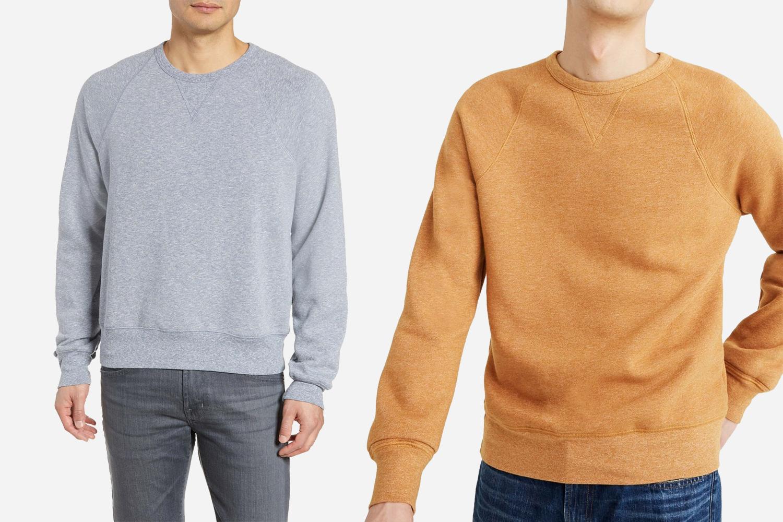 Madewell Men's Crewneck Sweatshirt