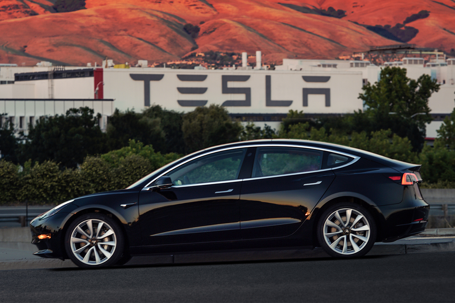 Tesla Electric Vehicles and Factory