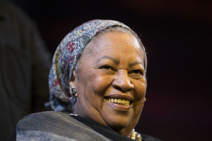 Toni Morrison dead at 88 (Photo by David Levenson/Getty Images)