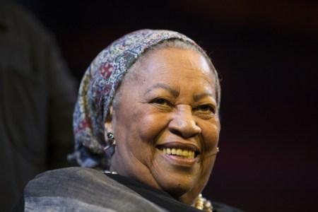 Toni Morrison dead at 88 (Photo by David Levenson/Getty Images)