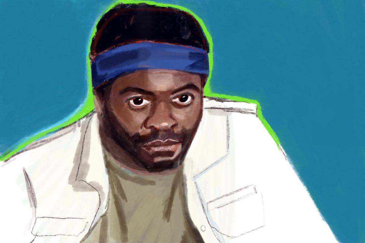 The World According to Yaphet Kotto