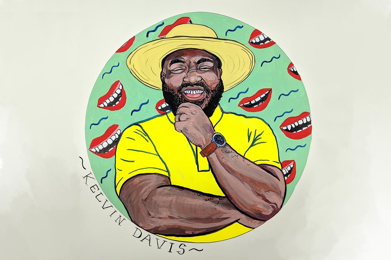 Kelvin Davis of Notoriously Dapper (Joan LeMay for InsideHook)