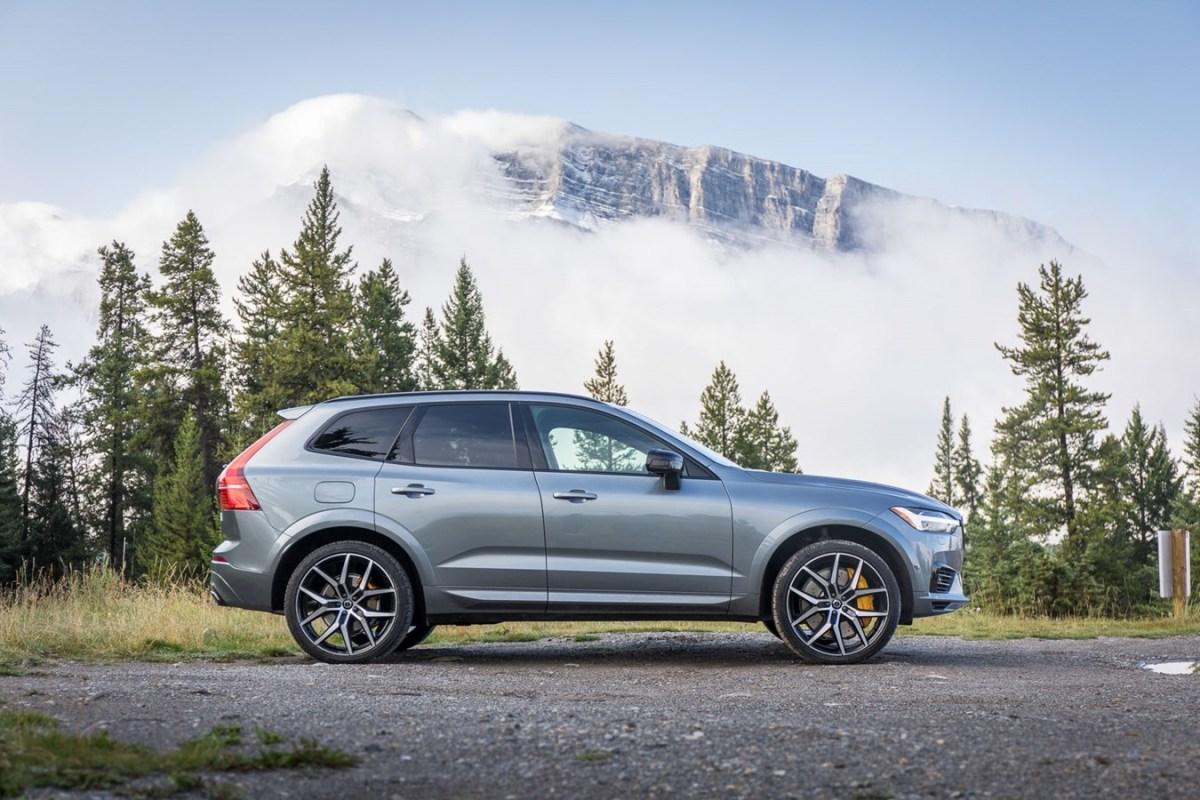 Volvo new 2020 models