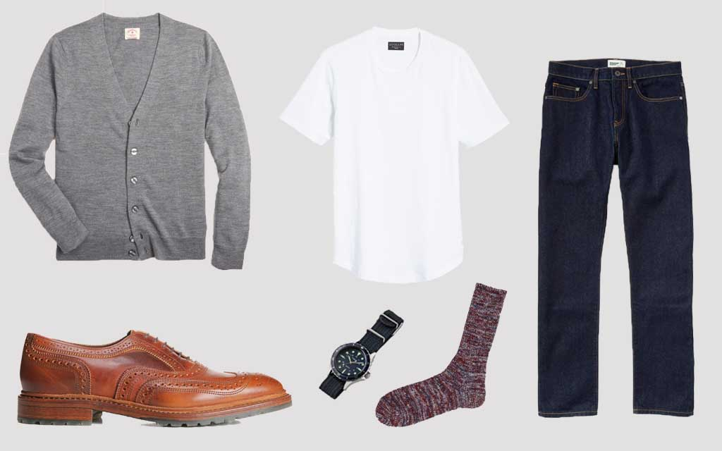 Jeans and a Tee Elevated Timex The New Business Casual