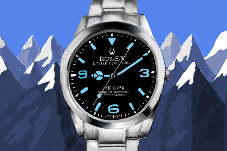 The Rolex Explorer 1