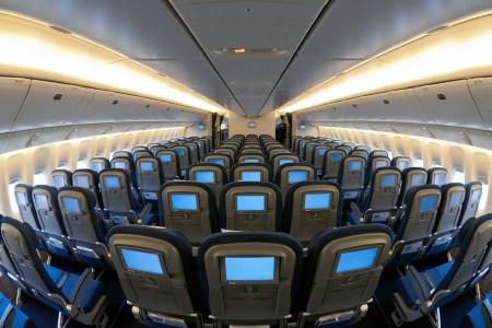 777 Interior