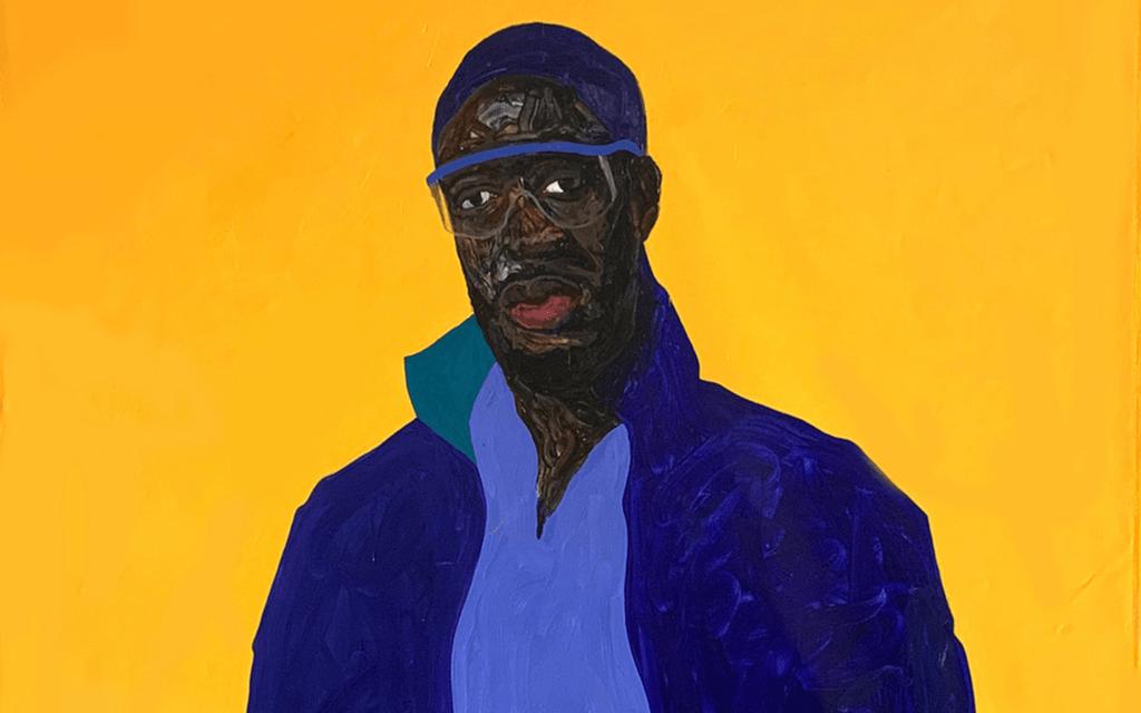 Amoako Boafo Steve Mekoudja 2019