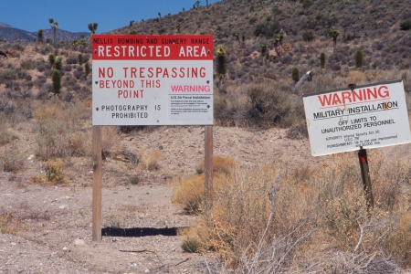 Area 51 Event Cancelled