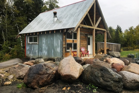 "The new book ""Cabin Porn: Inside"" offers a glimpse inside a number of memorable homes."