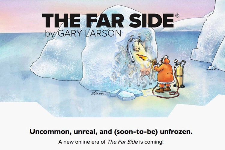 'The Far Side' Might Be Making a Comeback - InsideHook