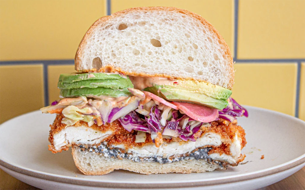 Flybird chicken sandwich