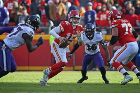 The Ravens and Chiefs face off in Week 3 of the NFL season.