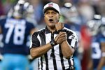 Refs Hold Onto Flags for Holding After Conference Call With NFL