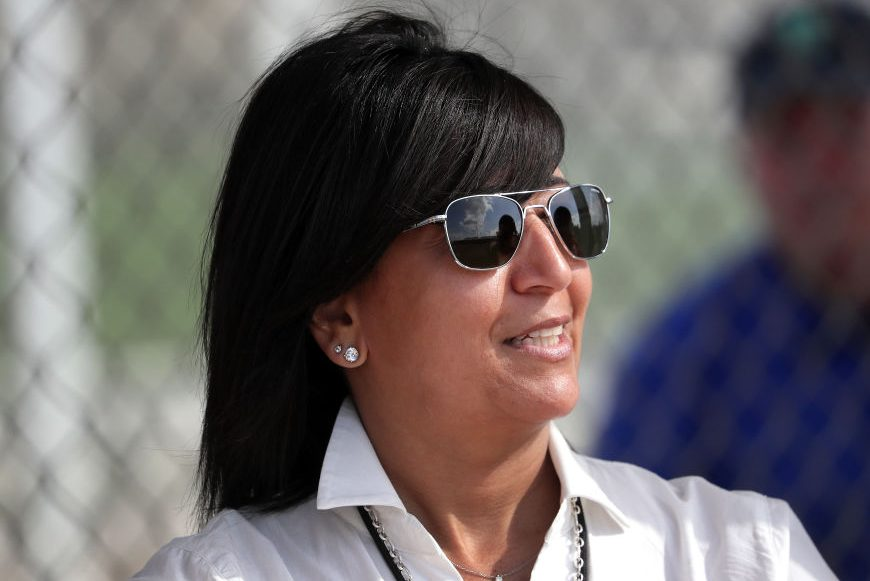 Dave Dombrowski Firing Puts Raquel Ferreira in Charge of Red Sox