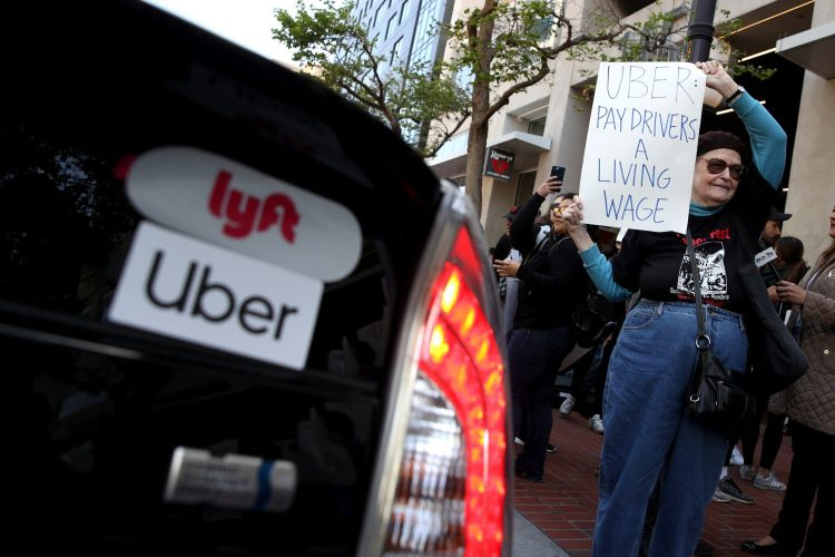 How AB5 Is Going to Change Lyft and Uber (and Your Rides) - InsideHook