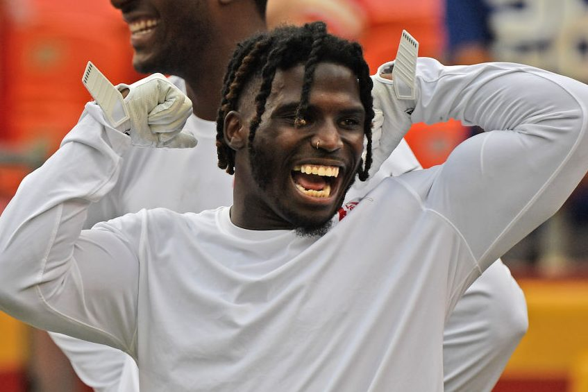 Tyreek Hill Contract Extension