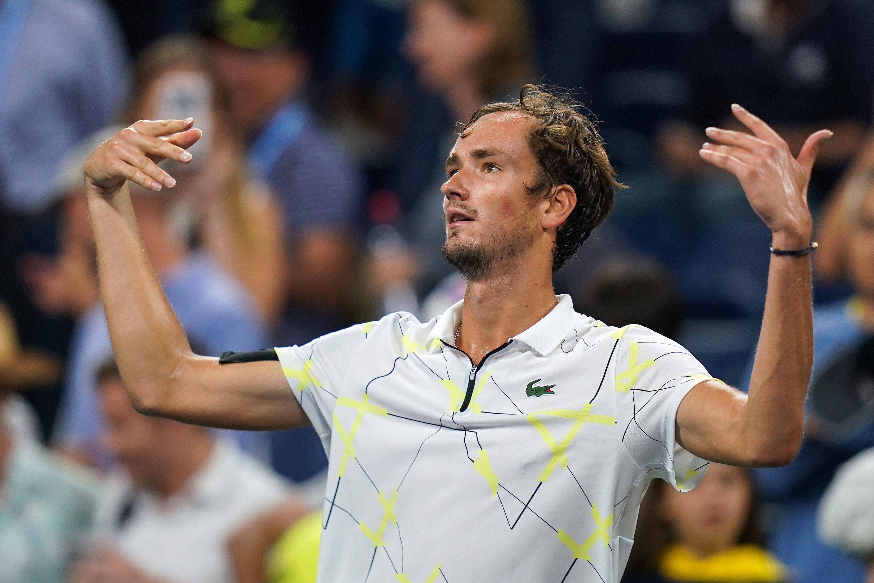 Daniil Medvedev Is the Next Great Tennis Villain - InsideHook