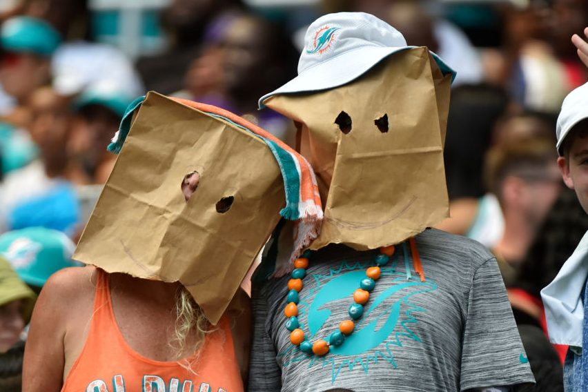 Report: Multiple Dolphins Players Already Seeking Trades After 59-10 Beatdown