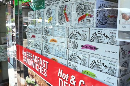 America's White Claw Shortage Could Last Until Next Year