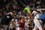 Red Sox and Giants Use MLB-Record 24 Pitchers in 15-Inning Game