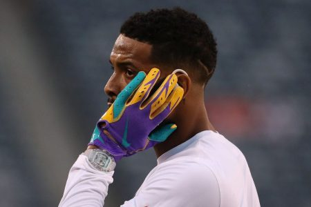 """Odell Beckham Wore a $2 Million Richard Mille Watch During """"MNF"""" Warmups"""