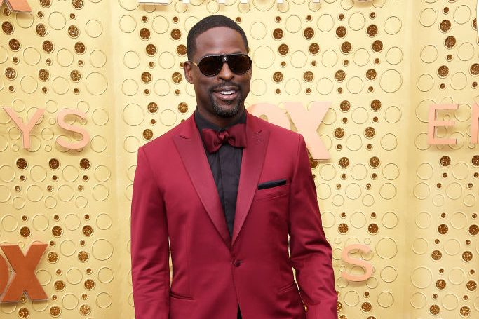 Sterling K. Brown attends the 71st Emmy Awards at Microsoft Theater on September 22, 2019 in Los Angeles, California. (Photo by Frazer Harrison/Getty Images)