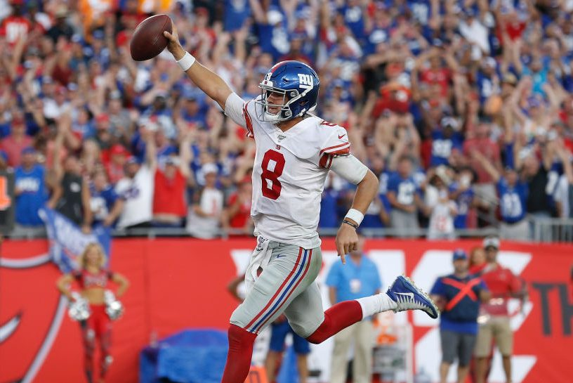 Daniel Jones Shines in First Game of the Post-Eli Era for the NY Giants