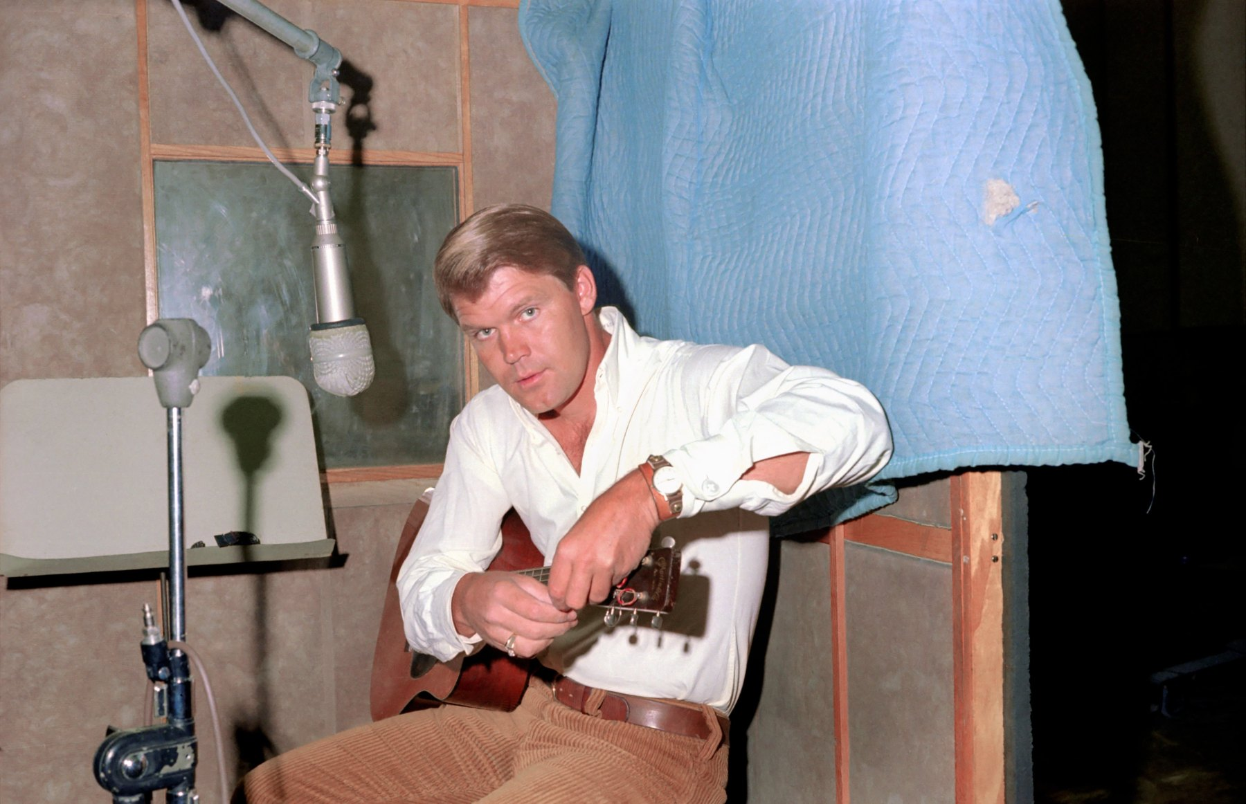 How Glen Campbell and Jimmy Webb wrote The Wichita Linemen