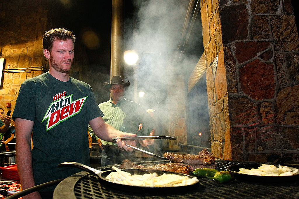 What Making Brisket and Winning NASCAR Races Have in Common, According to Dale Earnhardt Jr.