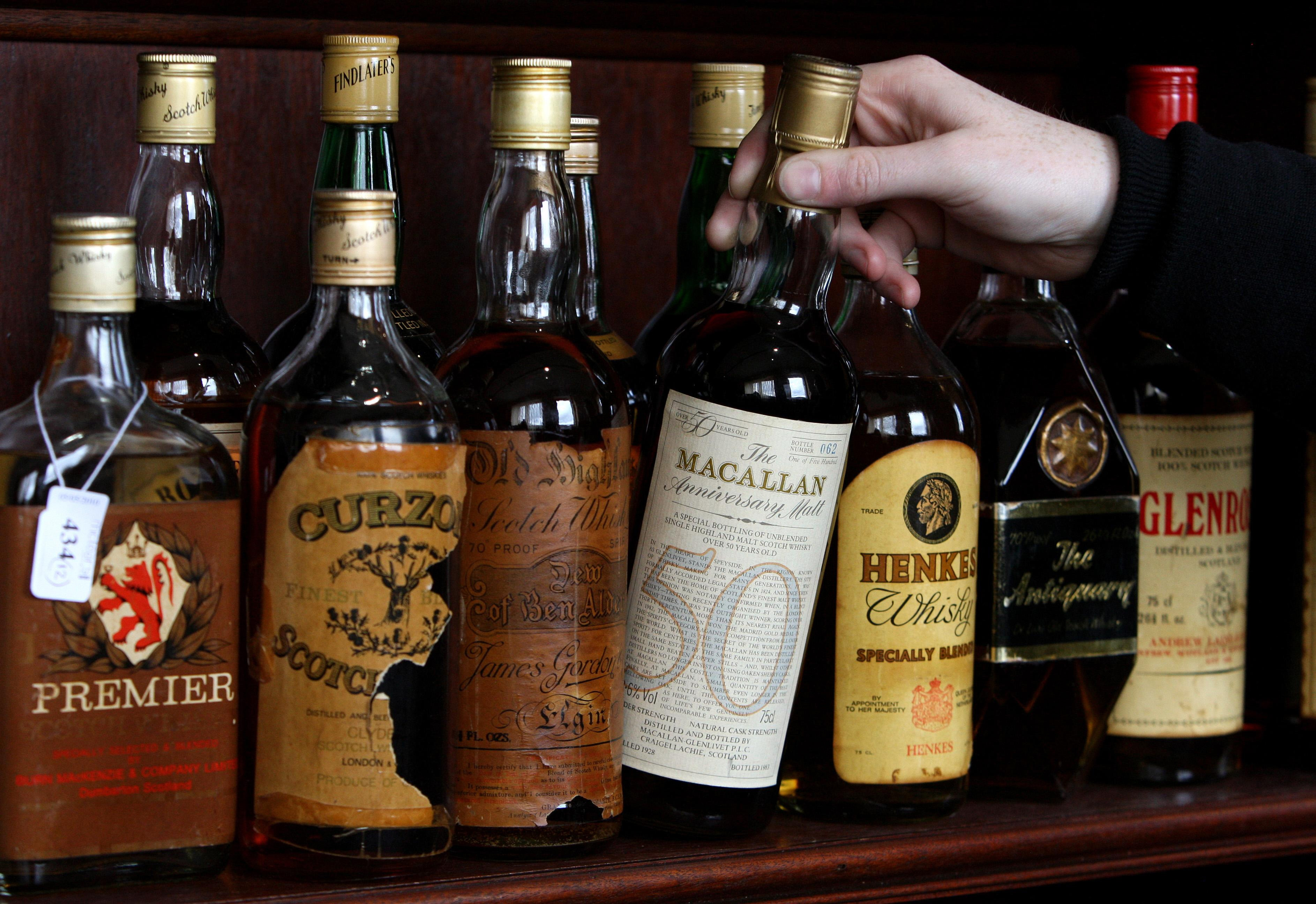 How To Collect Rare Whiskey On A Budgetexpert Advice Insidehook