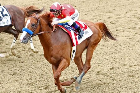 Report: Justify Failed Drug Test Prior to Winning Triple Crown