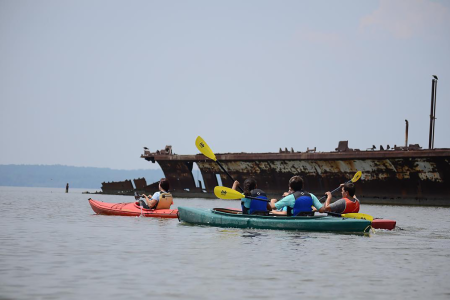 Ghost Fleet Mallows Bay