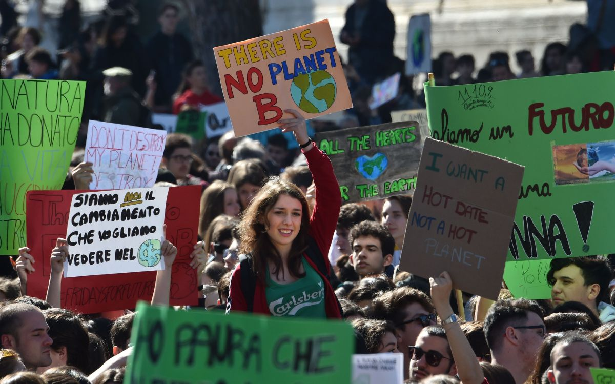 Global Climate Protest