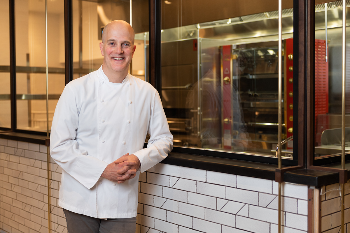 Chef Jonathan Benno Names His 5 Favorite Meals in NYC