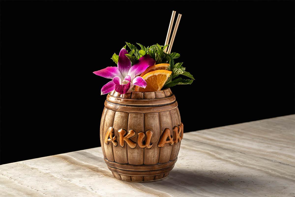 Bamboo Room Mai Tai
