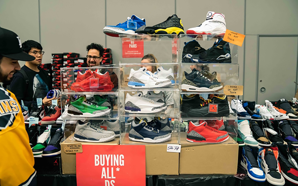 Greatest Sneaker Convention