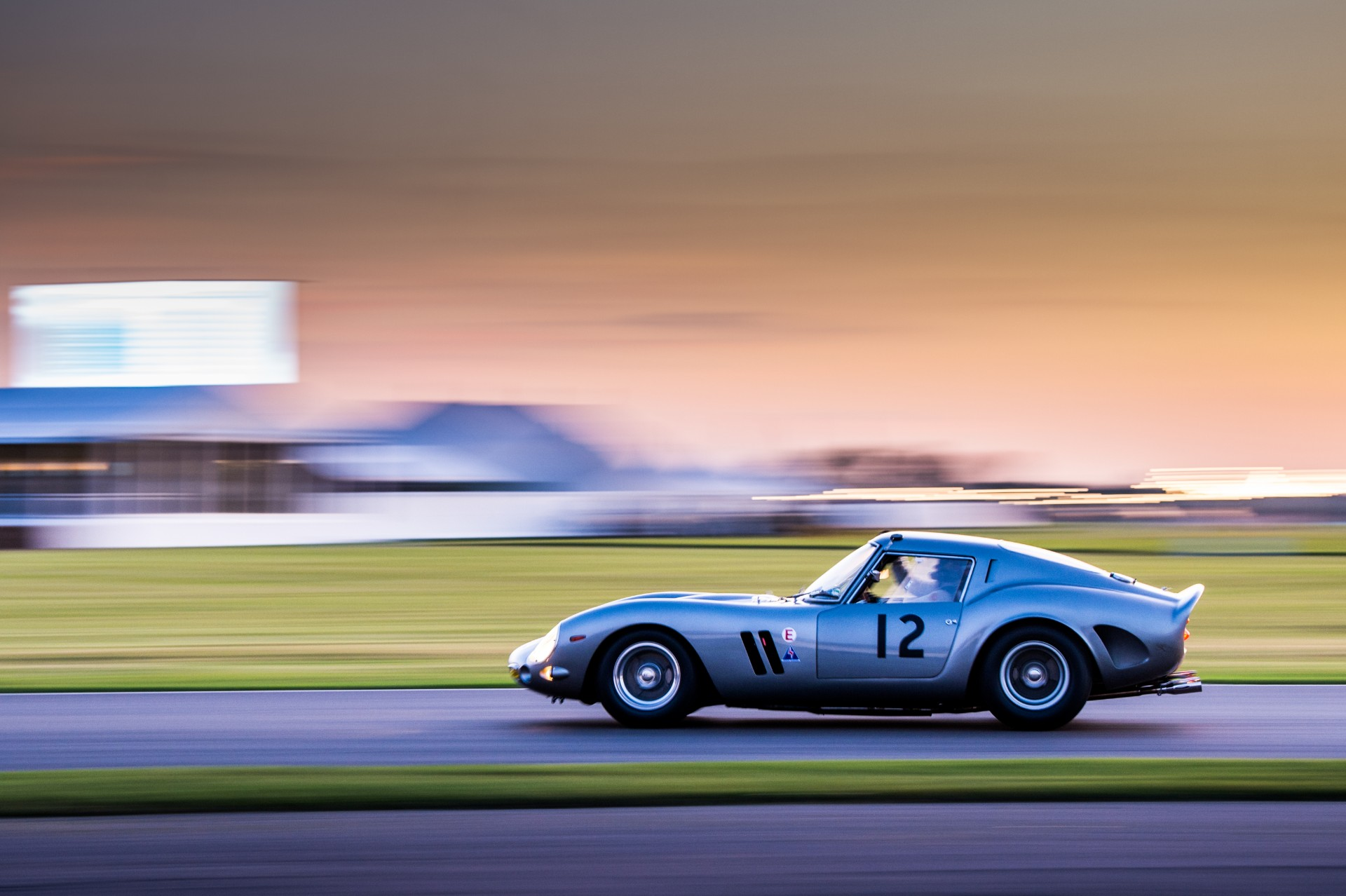 Scenes From Goodwood Revival: The World's Greatest Classic Car Fest