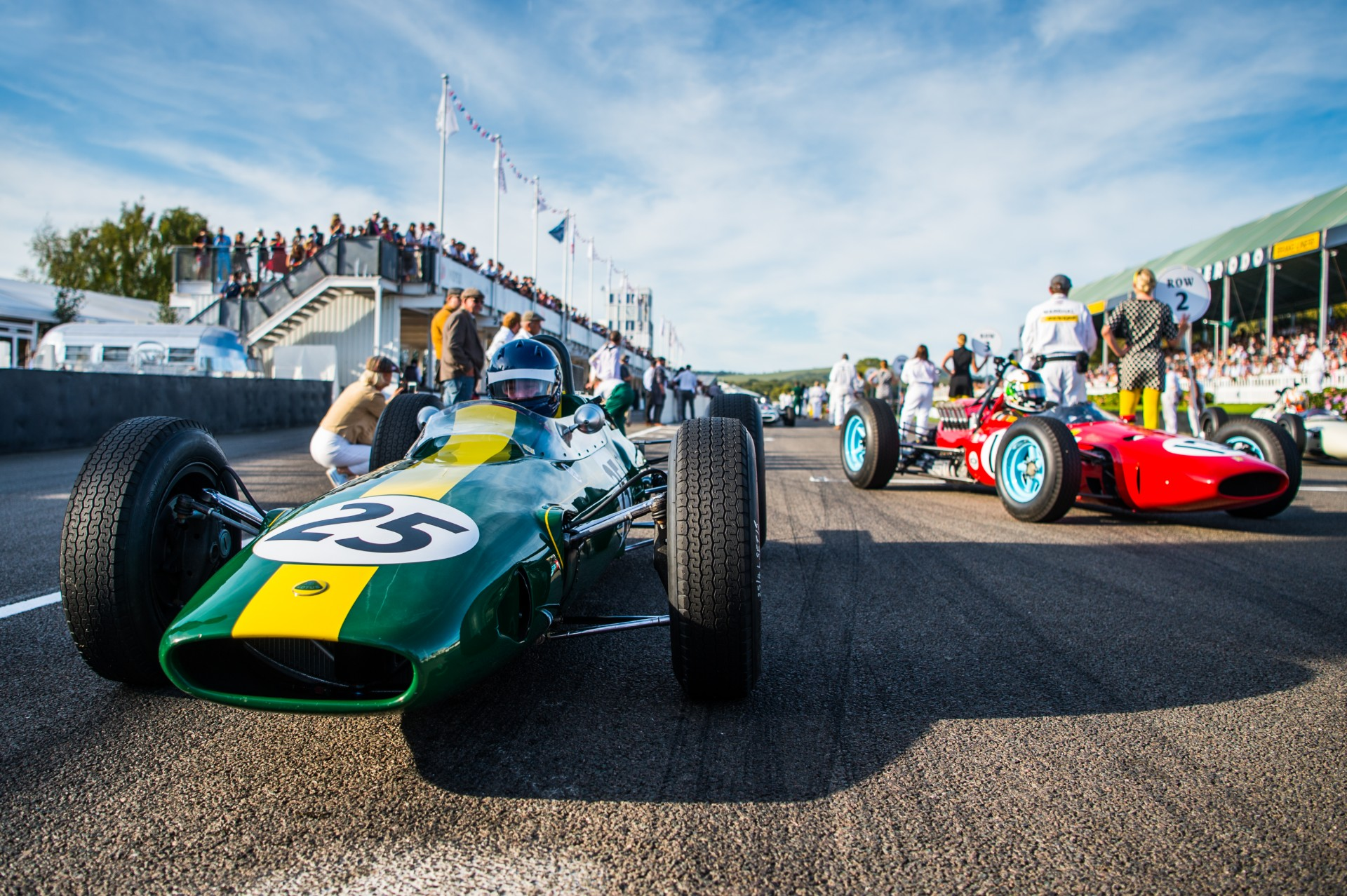 Goodwood Revival 2019