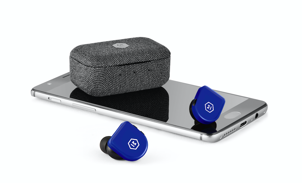 Master & Dynamic MW07 GO earphones