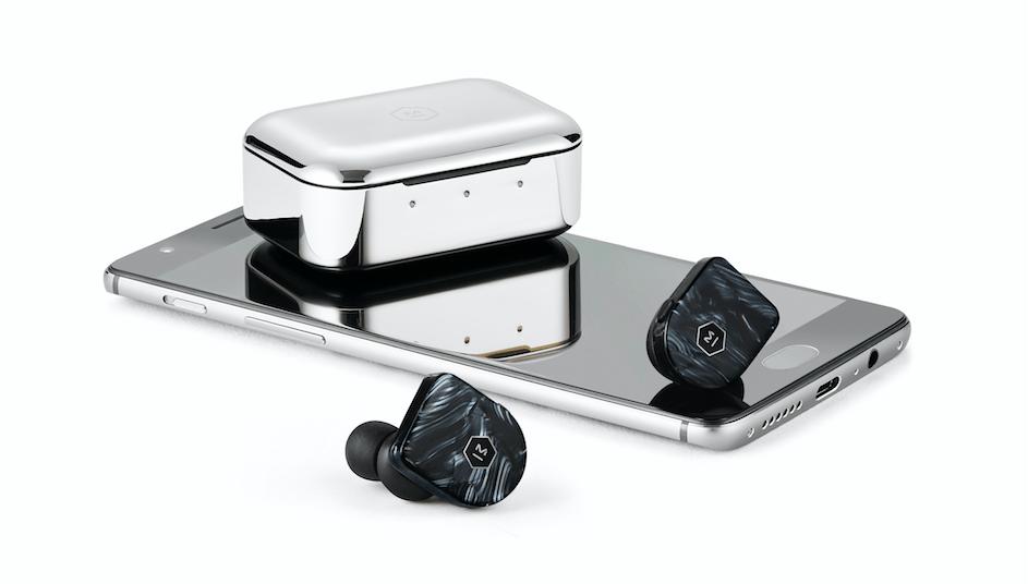 Master & Dynamic MW07 Plus earphones