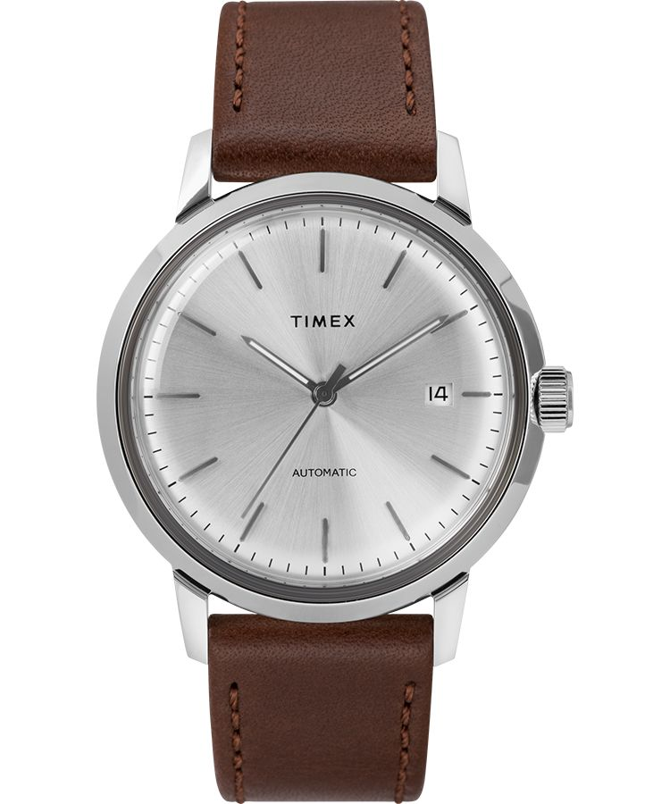 Timex Marlin Automatic The New Business Casual