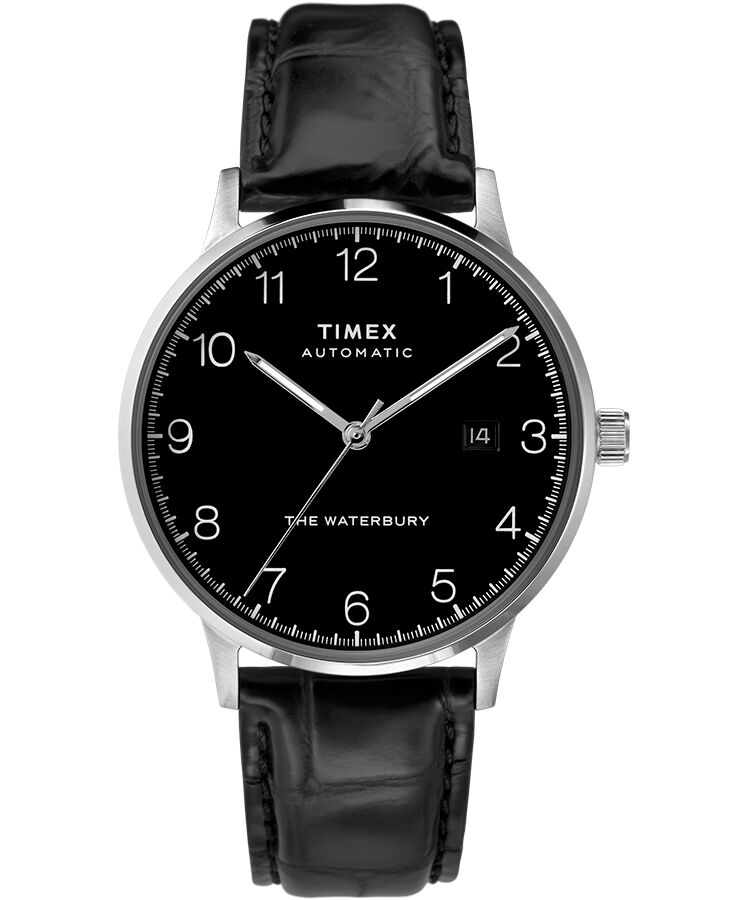 Timex Waterbury Classic Automatic The New Business Casual