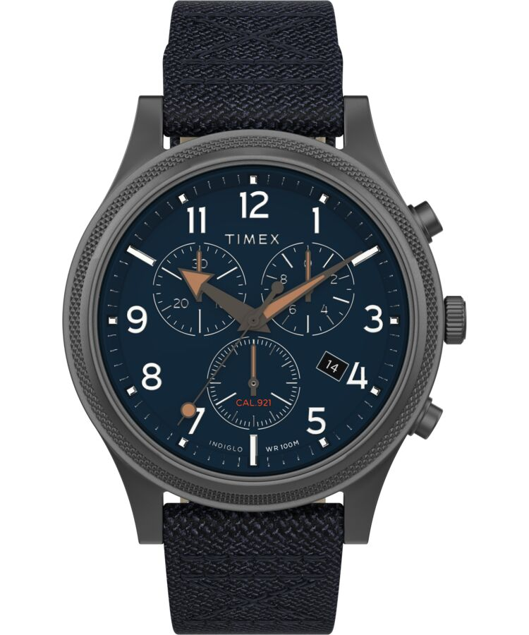 Timex Allied LT Chronograph The New Business Casual