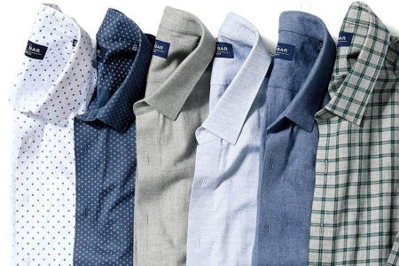 The Tie Bar Casual Shirts