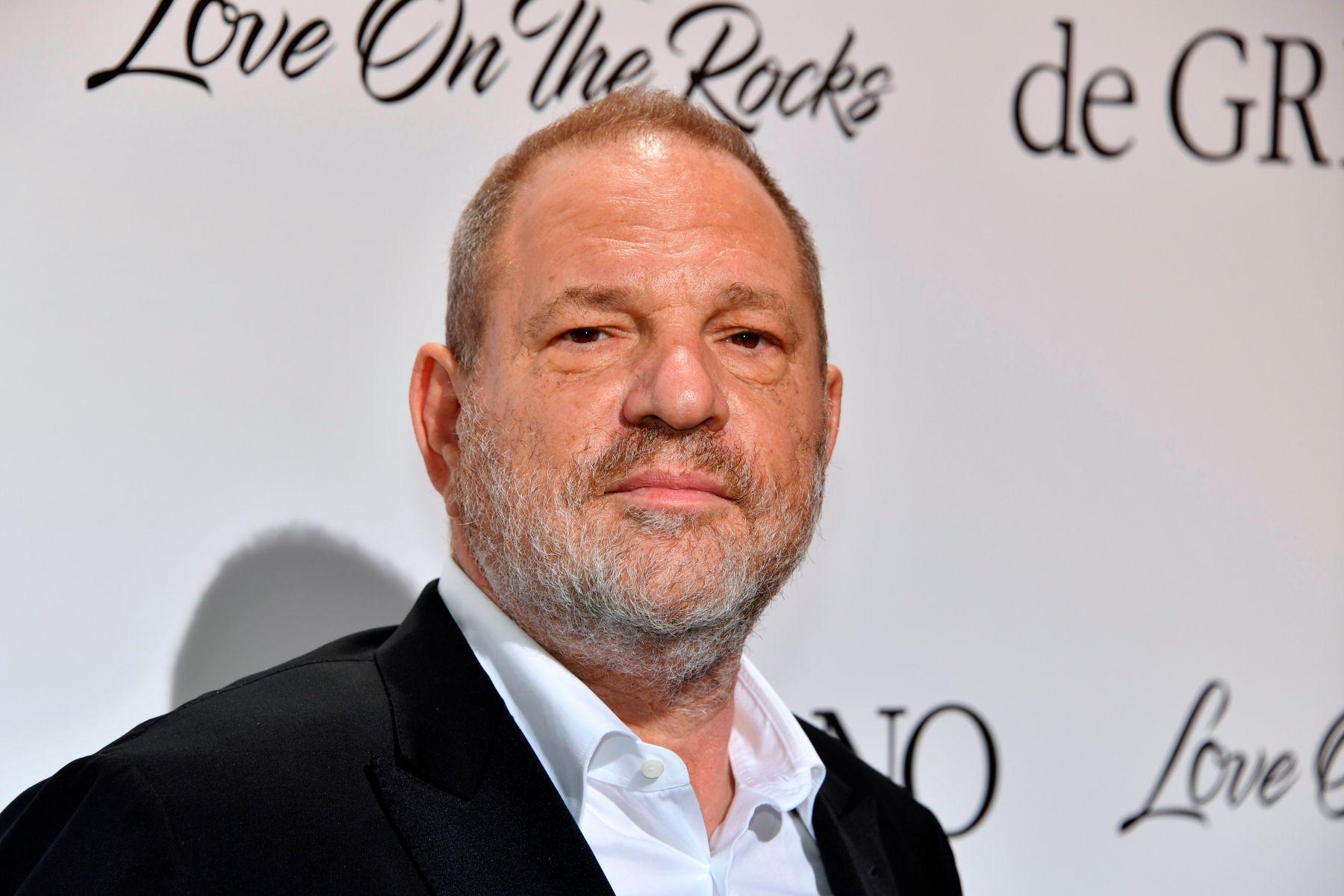 New Harvey Weinstein Book