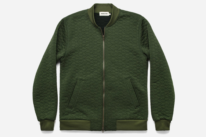 Taylor Stitch Inverness Bomber Jacket