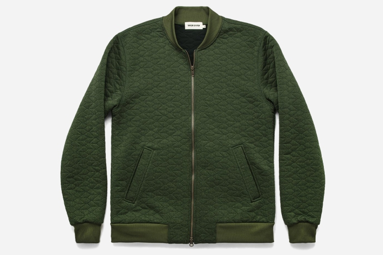 Taylor Stitch Inverness Bomber Jacket
