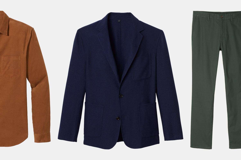 Bonobos Fall Menswear Quarterback Sale