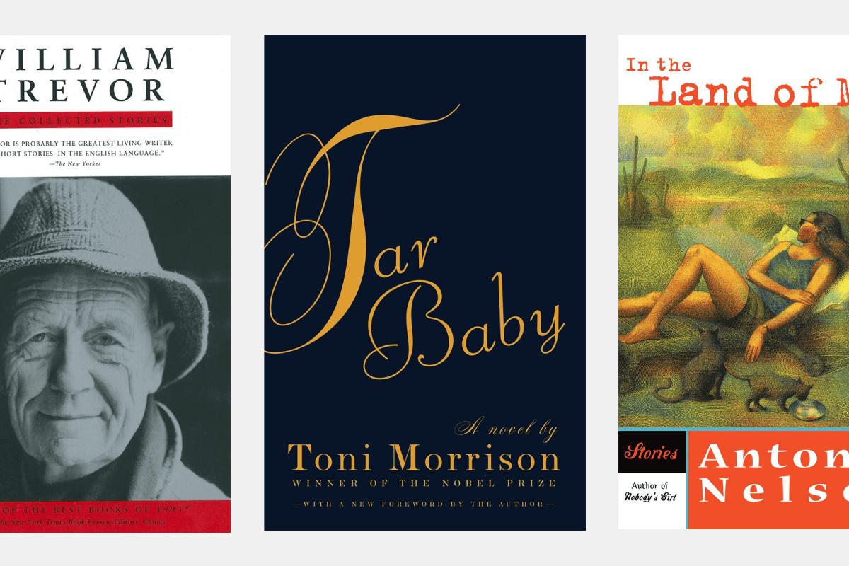 barry pearce favorite books